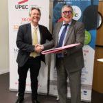L'E2C94 et l'Université Paris Est Créteil (UPEC) renouvellent leur partenariat