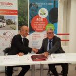 Transdev et l'E2C94 officialisent leur partenariat