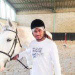 Équitation au club hippique d'Orly