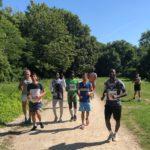 Les jeunes et les formateurs de l'E2C94 s'engagent pour l'accès à l'eau
